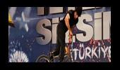 Adana Extreme Grubunun Bisiklet Şovu