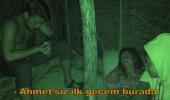 Ahmet Dursun'un vedasının ardından ünlüler adasında neler yaşandı?
