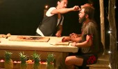 Gönüllüler Nusret'le ete doydu! Nusret elleriyle besledi!
