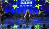 Aleyna Tilki yarı final performansı!
