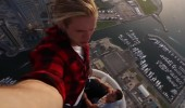 Princess Tower'ın Tepesinde Vakit Geçiren Çılgın Rus İkili