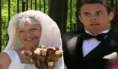 Bu yeni evli çifti görenler büyük şok yaşadılar!