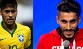 Ali Taran o yarışmacıyı Neymar'a benzetti!