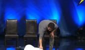Üstad-ı Komikler'in skeç gösterisi
