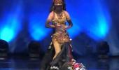 Gocha Sikharulidze'nin dans gösterisi