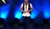 Murat Özaltunbayrak'ın dans gösterisi