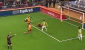 Galatasaray Veteran Takımı 4 - 1 Fenerbahçe Veteran Takımı (Gol Elvir Balic)