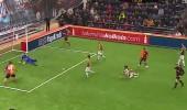 Galatasaray Veteran Takımı 3 - 0 Fenerbahçe  Veteran Takımı (Gol Hakan Ünsan)