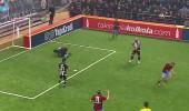 Beşiktaş Veteran Takımı 2 - 5 Trabzonspor Veteran Takımı (Gol Güngör Öztürk)