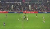 Beşiktaş Veteran Takımı 4 - 4 Fenerbahçe Veteran Takımı (Maç özeti)