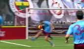 Fenerbahçe Veteran Takımı oyuncuları çıldırdı! Penaltı...