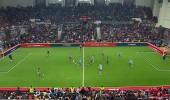 Beşiktaş Veteran Takımı 2 - 2 Trabzonspor Veteran Takımı (Maç özeti)