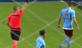 Trabzonspor Veteren takımına büyük şok! Kırmızı kart!