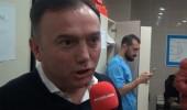 Trabzonspor Veteran Takımı soyunma odasında büyük coşku! İlk galibiyetlerini aldılar...