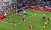 Galatasaray Veteran Takımı 2 - 0 Beşiktaş Veteran Takımı (Gol Mustafa Kocabey)