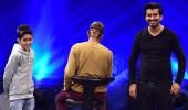 İbrahim Özaslanlar ve ekibi'nin saç traşı performansı!