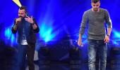 Ümit ve Mertcan'ın rap performansı!