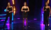 Solanch De La Rose, Anastasiya ve Büşra Alıntemiz düellosu 'I Will Survive'