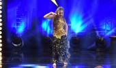 Afaq Shikarova'nın dans gösterisi