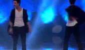 Tugay Özkan ve Görkem Ateş'in dans gösterisi