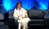 Nilüfer ve Goldy'nin köpekli gösterisi