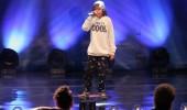 Öykü Yıldırım'ın beatbox performansı