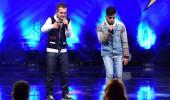 Asalet Yılmaz ve Burhan Soysal'ın rap şarkı performansı