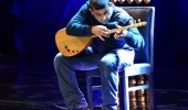 Mehmet Leventoğlu saz performansı