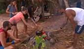 Survivor Adası'nda yarışmacılar neler yiyorlar? (2. Hafta)
