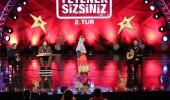 Beybin Güllüoğlu ikinci tur performansı