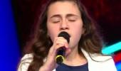 Jüri onu dinlemeye doyamadı! Beyza Gülsüm Mısırlı'dan bir şarkı daha...