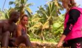 Tuğba Özay ve Nagihan adada yüzleşti!