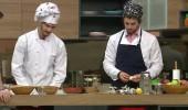 Okan ve Serbay mutfağa girdi! Ne yemek yaptılar?