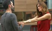 Onur ve Gül arasında romantik dans!