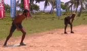 Ünlüler ve Gönüllüler son sembol oyununda yarıştılar