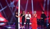 Rising Star Türkiye kırmızı beyaza boyandı