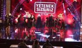 İnegöl Kafkas Folklör ve Kültür Derneği'nin ikinci tur performansı