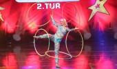 Natalya Efe'nin ikinci tur performansı