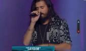 Yiğit Okan Demirel 'Saydım' (Final 2. performans)