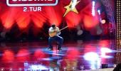 Mehmet Leventoğlu'nun ikinci tur performansı