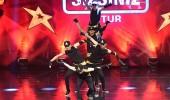 Emin Agayev Crazy Eyes Crew'in ikinci tur performansı