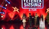 Kum Show'un ikinci tur performansı