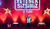 Burhan Öztoprak'ın ikinci tur performansı
