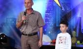 Yağız'ın merak edilen dedesi Yetenek Sizsiniz sahnesinde!