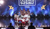 Grup Kaşıks Junior'un final performansı
