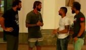 İki takım Capri'de neler yaşadı? Birbirlerine yaşadıklarını anlattılar...