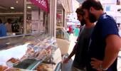 Serkay ve Zafer son paralarını yemek için harcadı!