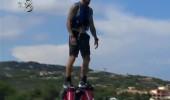 Serkay flyboard yaptı, Zafer izledi!