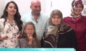 Taşkın ailesi'nin büyük mutluluğu