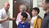 Balcıoğlu ailesi yeni salonlarına kavuştu